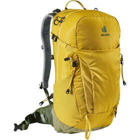 deuter Trail 26 Backpack, turmeric/khaki